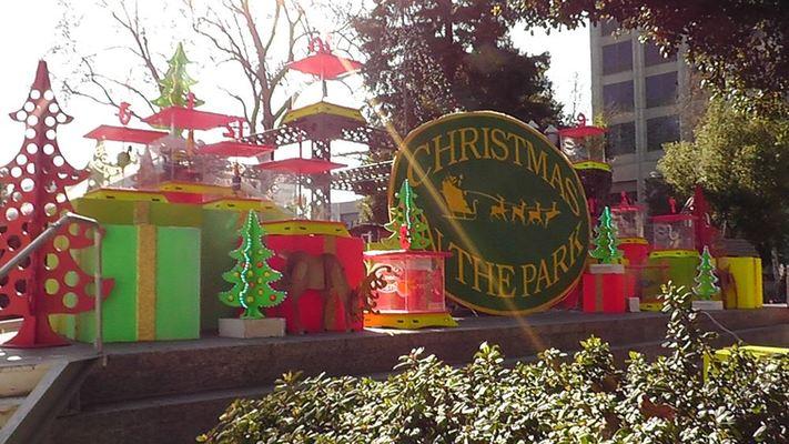 San Jose's Christmas Trees Under Fire